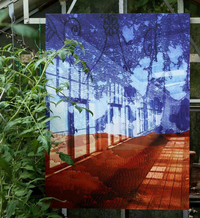 Seine stark experimentell geprägten Arbeiten versteht er als bewusstes Spiel zwischen analog und digital, Vordergrund und Hintergrund, Technik und Zufall, Computer und Handwerk, Sehen und Sichtbar-Machen. Die RealLive-Bilder stellen dem Betrachter Menschen, Landschaften oder Straßenszenen vor – aufgenommen mit dem klaren Blick für den besonderen Moment. Festgehalten sind Augenblicke, die oft gerade durch ihre Unschärfe zu realen Bildern werden. Passend zum experimentellen Charakter der Bilder ist auch deren ungewöhnliche Präsentation, überall versteckt im Garten.