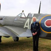 Second World War pilot Mary Ellis remembered: Last flight of the belle of bombers