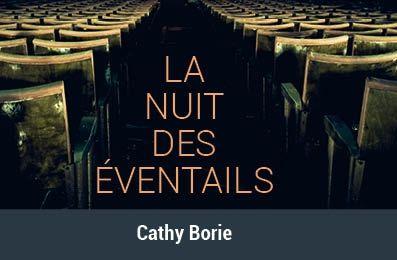 La nuit des éventails - Cathy Borie