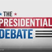 The FIRST 2016 US presidential debate : Hillary Clinton And Donald Trump (Full Debate) - OOKAWA Corp.