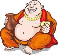 Litho Bouddha