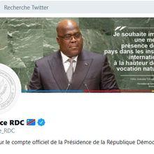 RDC : le site de la présidence est inaccessible en raison des travaux de sauts-de-moutons !