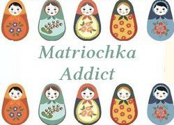 Matriochkas.... finition