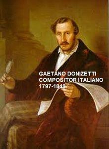 """173 Años desde que Donizetti estrena su ópera """"Don Pasquale"""""""