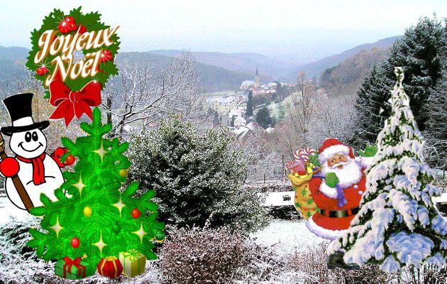 Joyeux Noël 2012 .