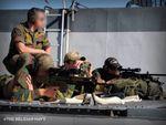 Pre Deployment Training, entrainement spécifique pour l'opération Sophia