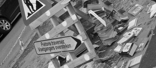 Charleroi Ville des Mots - Balades éMotionnelles et lecture collective