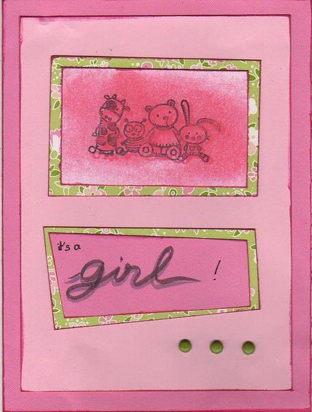 Mes petites cartes à mouah ^_^