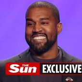 Kanye West buys £1m Damien Hirst piece once owned by George Michael