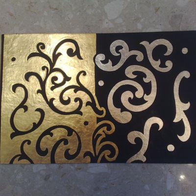Gilding Gold Leafing for Architectural & Signage Dubai