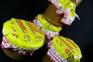 Pâte à tartiner aux Carambars