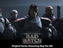STAR WARS: BAD BATCH - Disney Plus