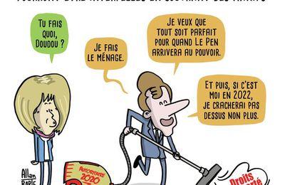 Macron met au pas les journalistes dans les manifs