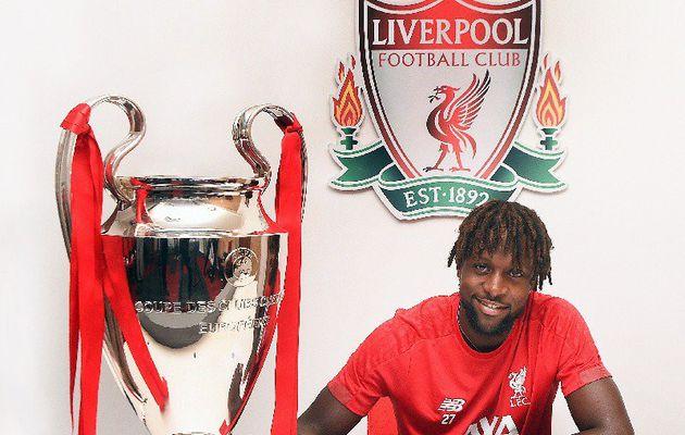 Divock Origi, héros de la Ligue des champions, signe un nouveau contrat à long terme avec Liverpool