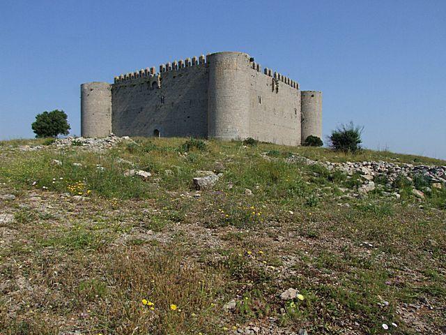 Diaporama château de Montgri