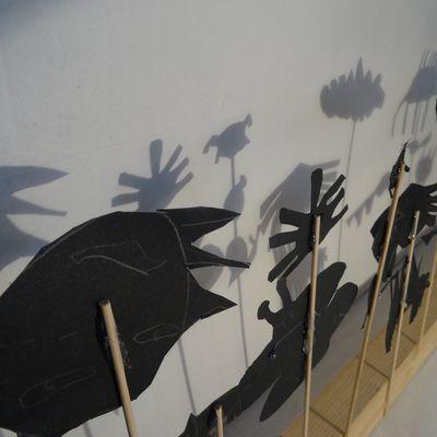 « Le feu - le théâtre d'ombres »