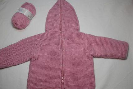 Abrigo de bebé con c