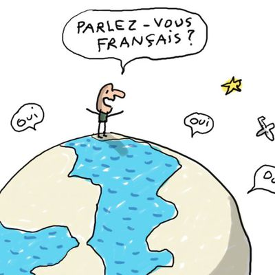Do you speak français? Le français une langue vivante entre influence internationale et nouvelles générations.