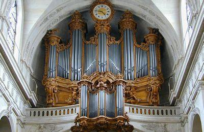 Le buffet d'orgue échappé au vandalisme