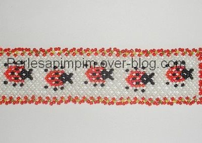 Marque Page Coccinelle