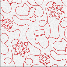 Quilting d' hiver