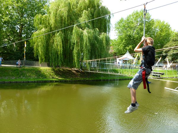 Centre Lakanal - Tourcoing plage (23/07/2014)