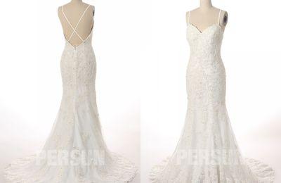 Deux styles de robes de mariée très tendance en 2019