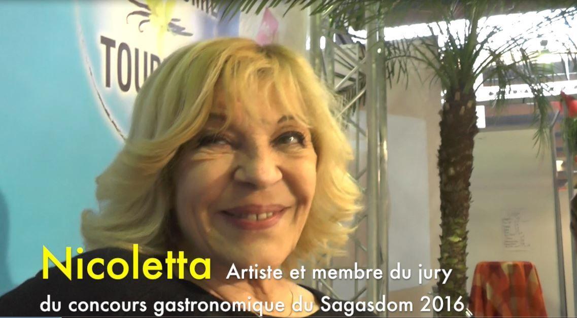 #Sagasdom / Nicoletta : j'aime beaucoup les petits boudins