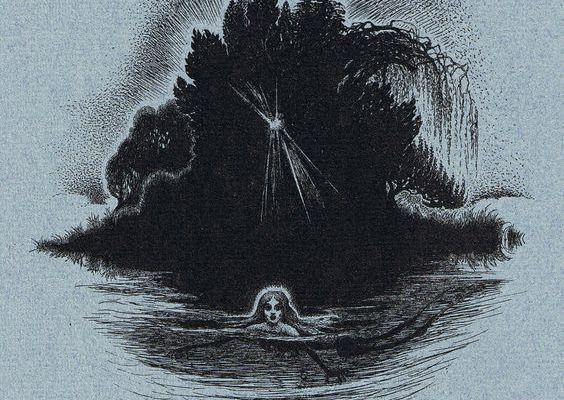 Histoires Extraordinaires – L'Ile de la fée – Allan Edgar Poe