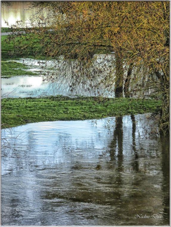 Inondation 25 décembre 2019.