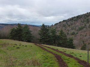 Quelques chemins et points de vue sur la vallée