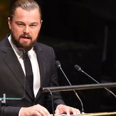 Leonardo DiCaprio at the UN: 'Climate change is not hysteria - it's a fact'