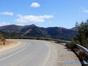 RN8, Fès-Al Hoceima (Maroc en camping-car)