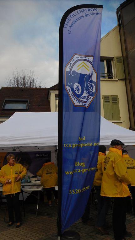 Téléthon 2018 à Conflans Sainte Honorine...