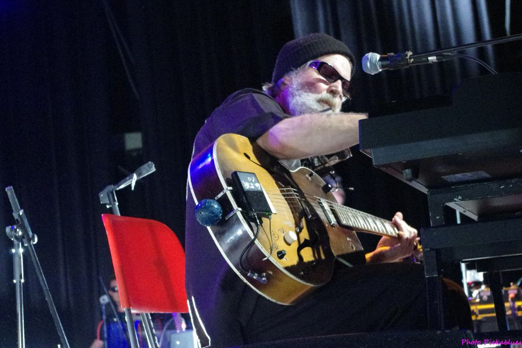 Paul Oscher - 13 février 2015 - Seven Nights to Blues, Saint André lez Lille (59)