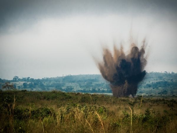Sangaris : destruction de munitions au Nord de Bangui