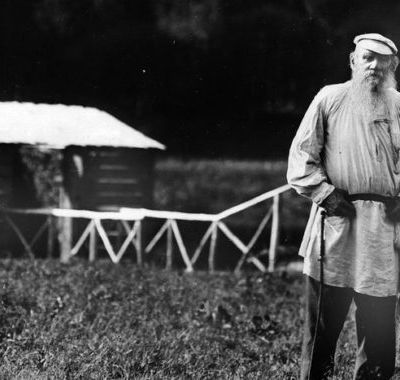 L'évangélisme libertaire de Tolstoï