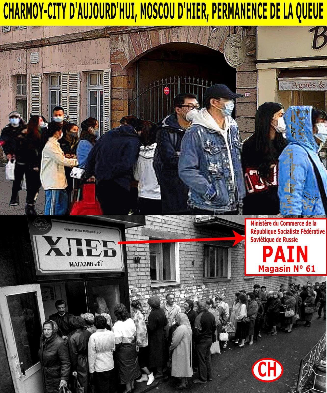 Charmoy-City, Moscou, permanence de la queue.jpg