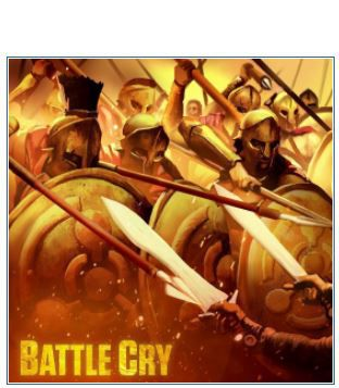 Superweapon ► Battle cry