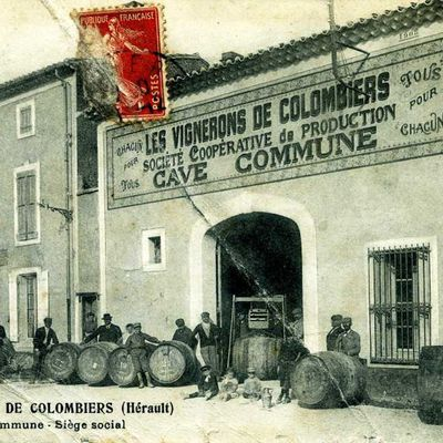 COLOMBIERS (Hérault)