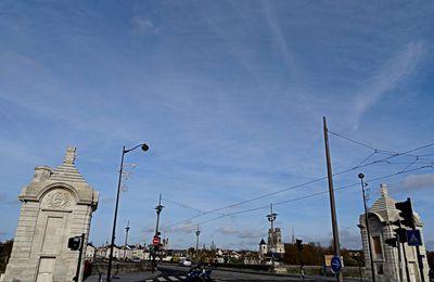 Aménagements cyclables à Orléans du 2 au 4 septembre : rétablissement de voies - Maintien de la piste cyclable du pont George V