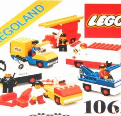 1062 Town Vehicles / véhicules de ville
