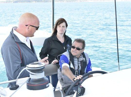 Handicap - Le Lagoon 42, un catamaran qui s'adapte à son propriétaire !