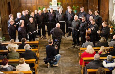 """Luchon : vendredi, le Choeur d'Hommes Pyrénéen """"Vaya con Dios"""" en concert à l'église"""