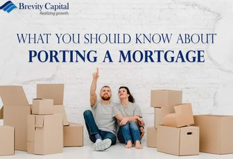 What You Should Know About Porting A Mortgage