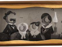 Daguerre et Google/doodle