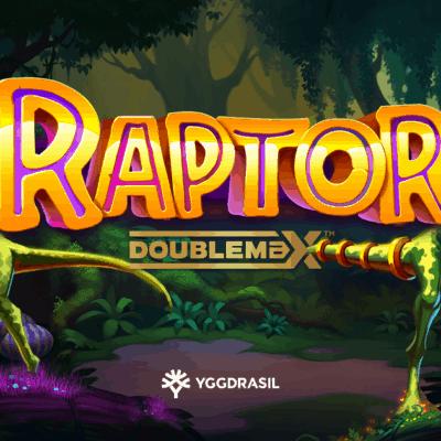Raptor Doublemax : une nouvelle lucrative machine à sous du développeur Yggdrasil