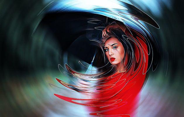 Critique livre fictif : Robe rouge et Menthes à l'eau