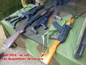 BUHL 2014 - Airsoft -