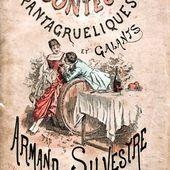 Coutumes et traditions. Contes et conteurs au XIXe siècle. Presse et écrivains célèbres